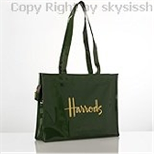 Harrods  ลาย Signature Shoulder Bag หูยาว