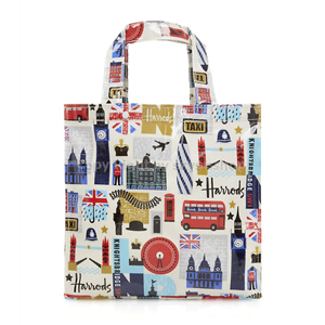 กระเป๋า Harrods London Icons Shopper S แท้ 100%made in UK