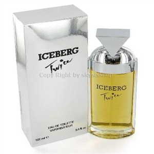 pre order++Iceberg twice for women 100ml EDT