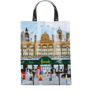 กระเป๋า Harrods Medium Summertime Shopper Bag แท้ 100%  *BEST SELLER*