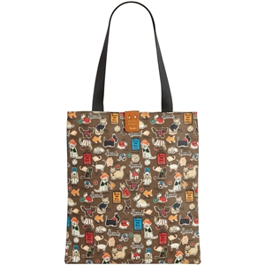 กระเป๋า Harrods Archive Edition Pets Tote Bag แท้ 100%