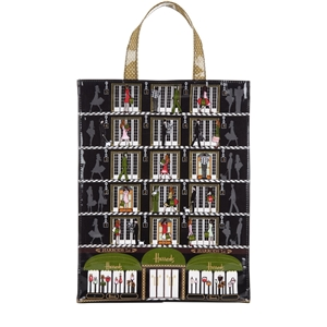 กระเป๋า Harrods Medium Elevators Shopper Bag แท้ 100%